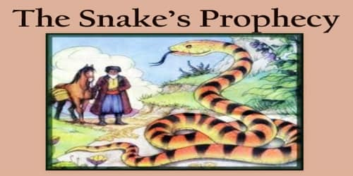 The Snake's Prophecy