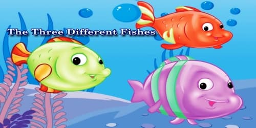 The Three Different Fishes