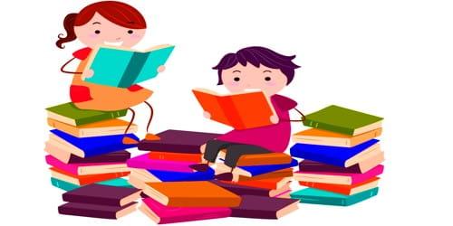 My Hobby (reading)