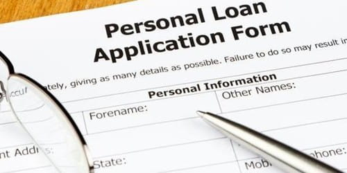 Request Letter for Personal Loan from a Financial Institute
