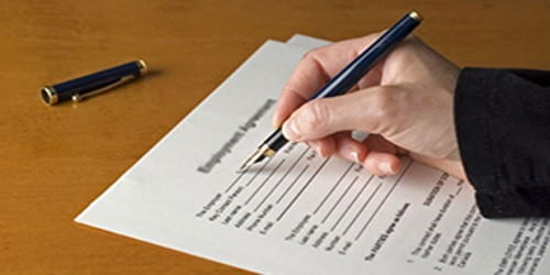 Acceptance of Employee Transfer Request Letter