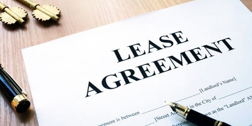 Acknowledgment of Agreement Notification of Lease Transfer