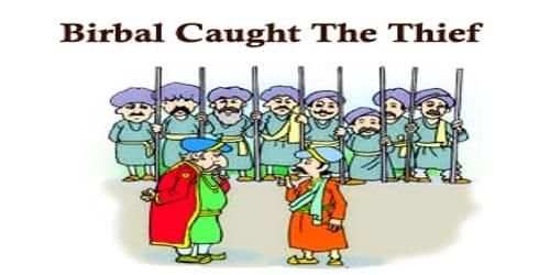Birbal Caught The Thief