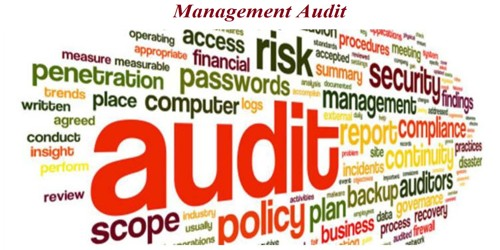 Functions of Management Audit