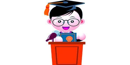 University Graduation Ceremony Speech by a Student