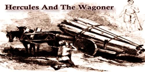 Hercules And The Wagoner
