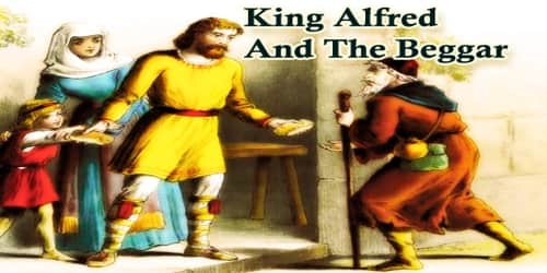 King Alfred And The Beggar