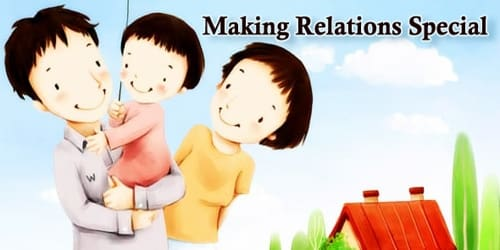 Making Relations Special