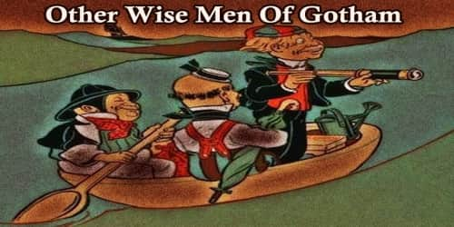 Other Wise Men Of Gotham