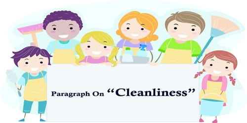 Paragraph On Cleanliness