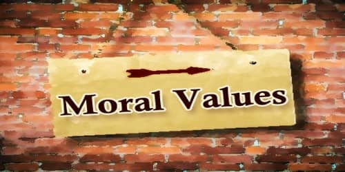Paragraph On Moral Values