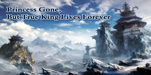 Princess Gone, But True King Lives Forever