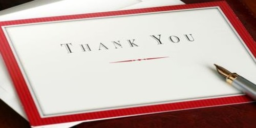 Thank You Letter to Boss to express your gratitude