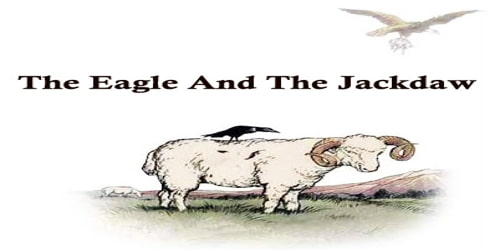 The Eagle And The Jackdaw