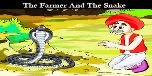 The Farmer And The Snake