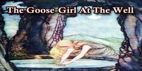 The Goose-Girl At The Well