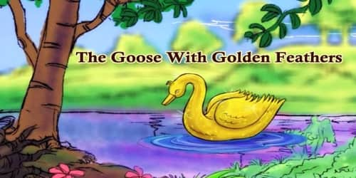 The Goose With Golden Feathers