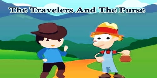 The Travelers And The Purse
