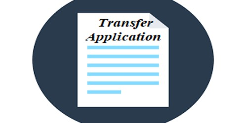 Transfer Application request from one Branch to Another