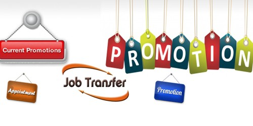 Transfer and Promotion Confirmation Letter to Employee
