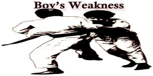 Boy's Weakness