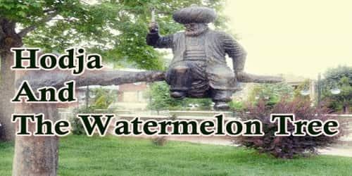 Hodja And The Watermelon Tree