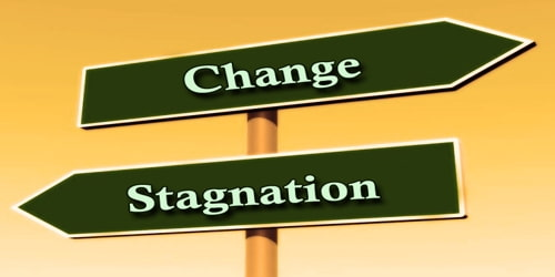 Paragraph On Change Vs Stagnation