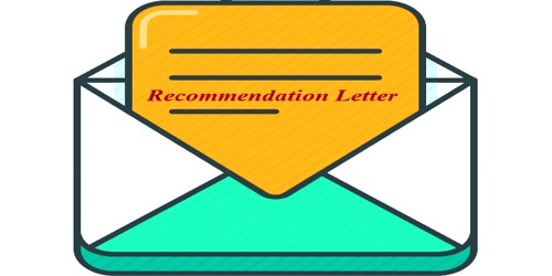 Appreciation Letter for Writing Recommendation Letter