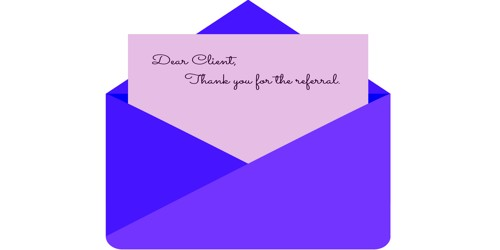Thank You Letter to Customer For Purchasing Product
