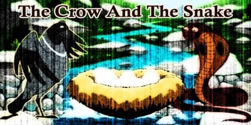 The Crow And The Snake