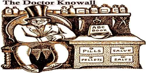 The Doctor Knowall