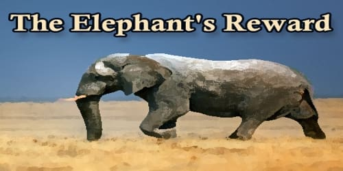 The Elephant's Reward