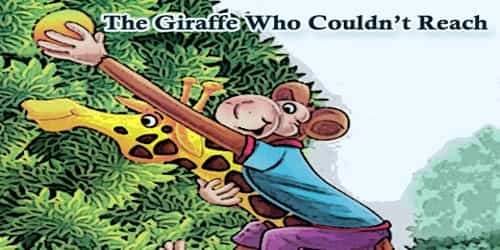 The Giraffe Who Couldn't Reach
