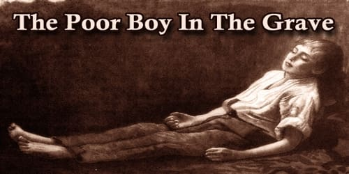 The Poor Boy In The Grave