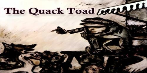 The Quack Toad