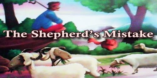 The Shepherd's Mistake
