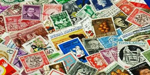 My Hobby is Stamp Collecting