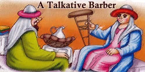 A Talkative Barber