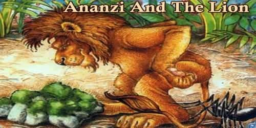 Ananzi And The Lion