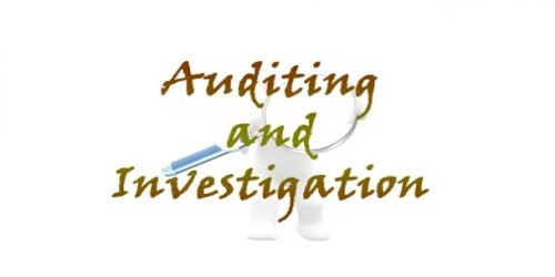 Dissimilarities between Auditing and Investigation