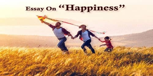 Essay On Happiness