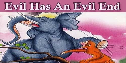 Evil Has An Evil End