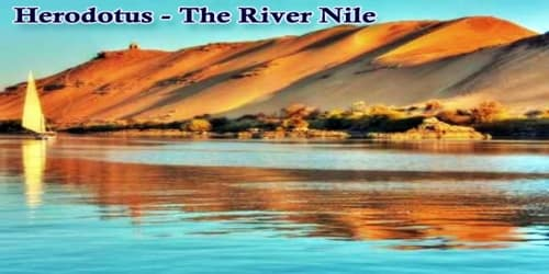 Herodotus – The River Nile