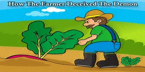 How The Farmer Deceived The Demon