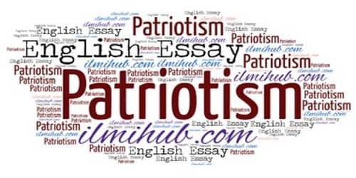 Patriotism – a Moral Virtue