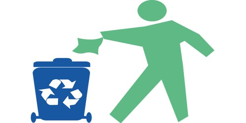 Letter to News Editor about the Importance of Recycling Campaign