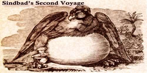 Sindbad's Second Voyage