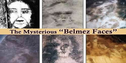 "The Mysterious ""Belmez Faces"""