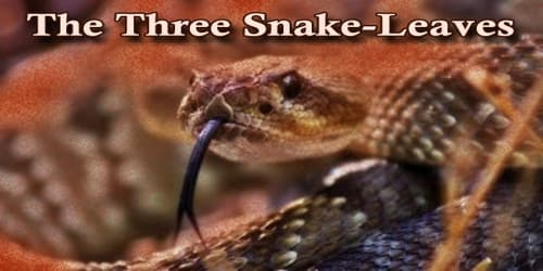 The Three Snake-Leaves
