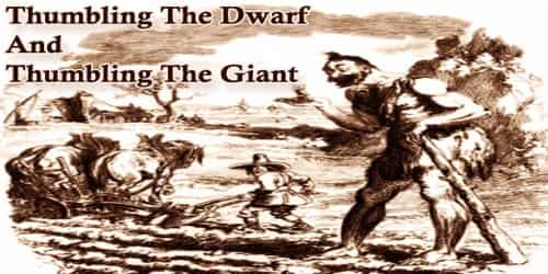 Thumbling The Dwarf And Thumbling The Giant